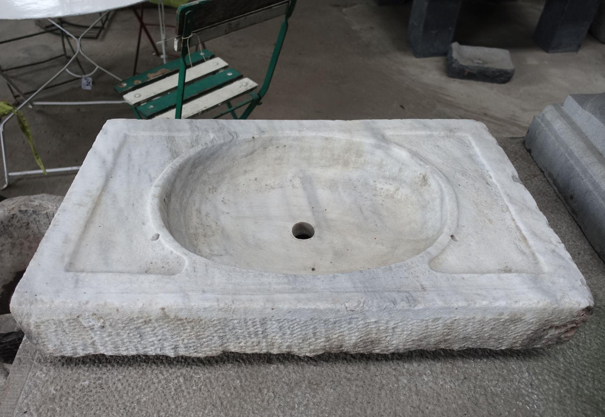 Marmor Waschbecken marmor waschbecken naturstein vonderhecken